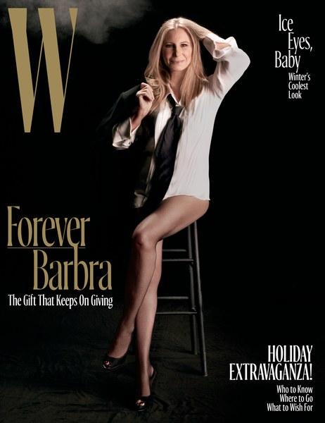 Dec. 2016, W Magazine Cover In Michael Kors