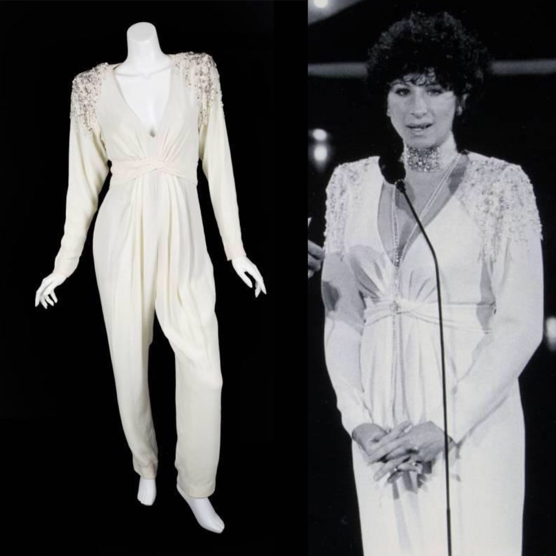 1981 Grammys Bob Mackie Jumpsuit