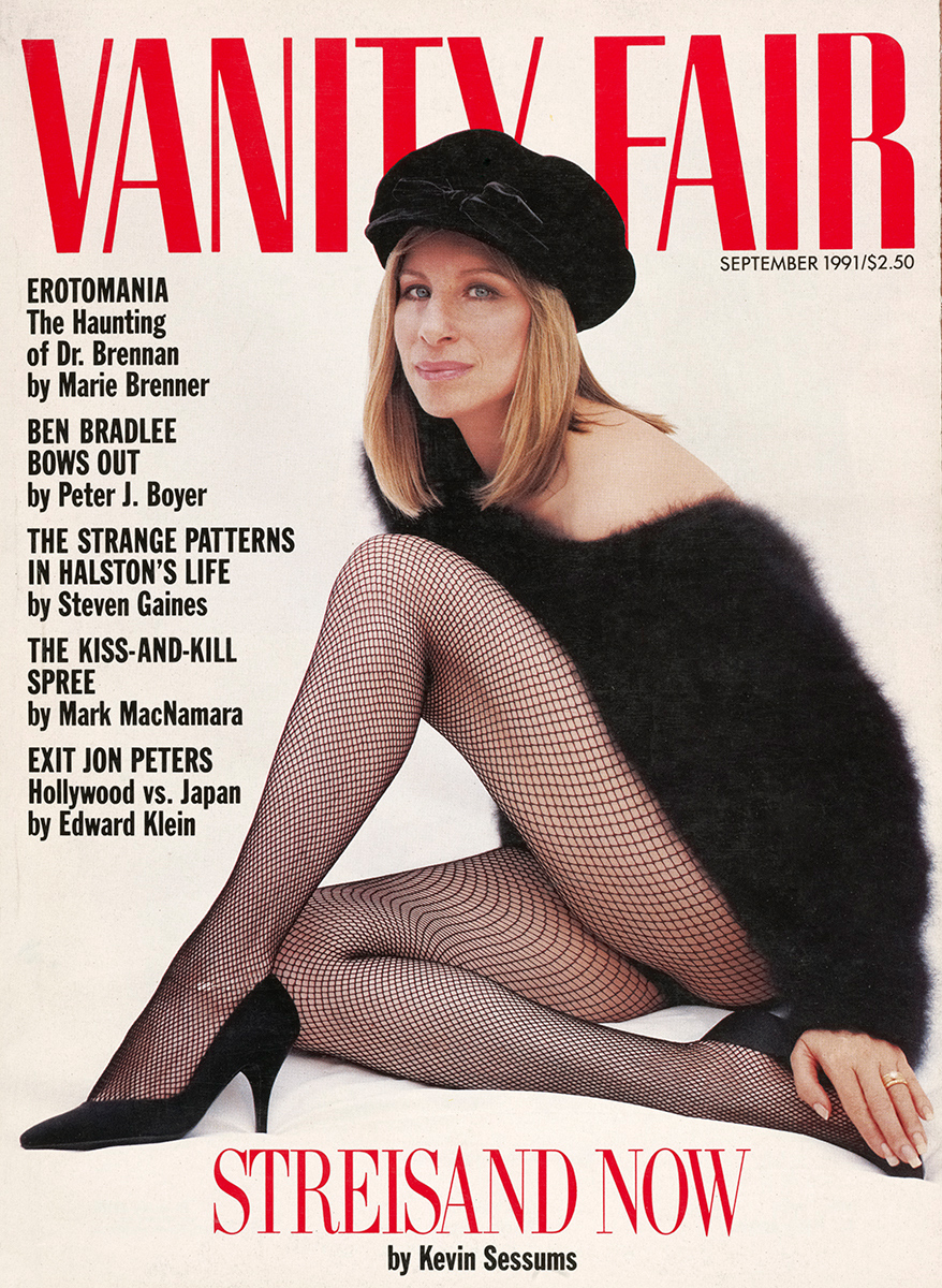 Vanity Fair Sept, 1991 Cover