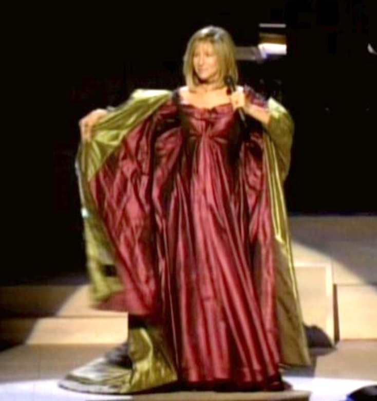 """Timeless"" Concert Burgundy Gown"