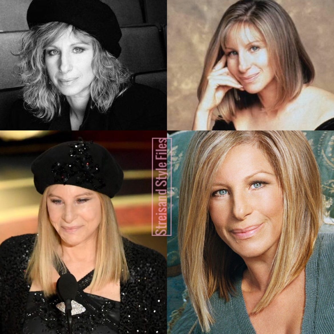 "The Streisand ""Lob"" (Long Bob) Hairstyle"
