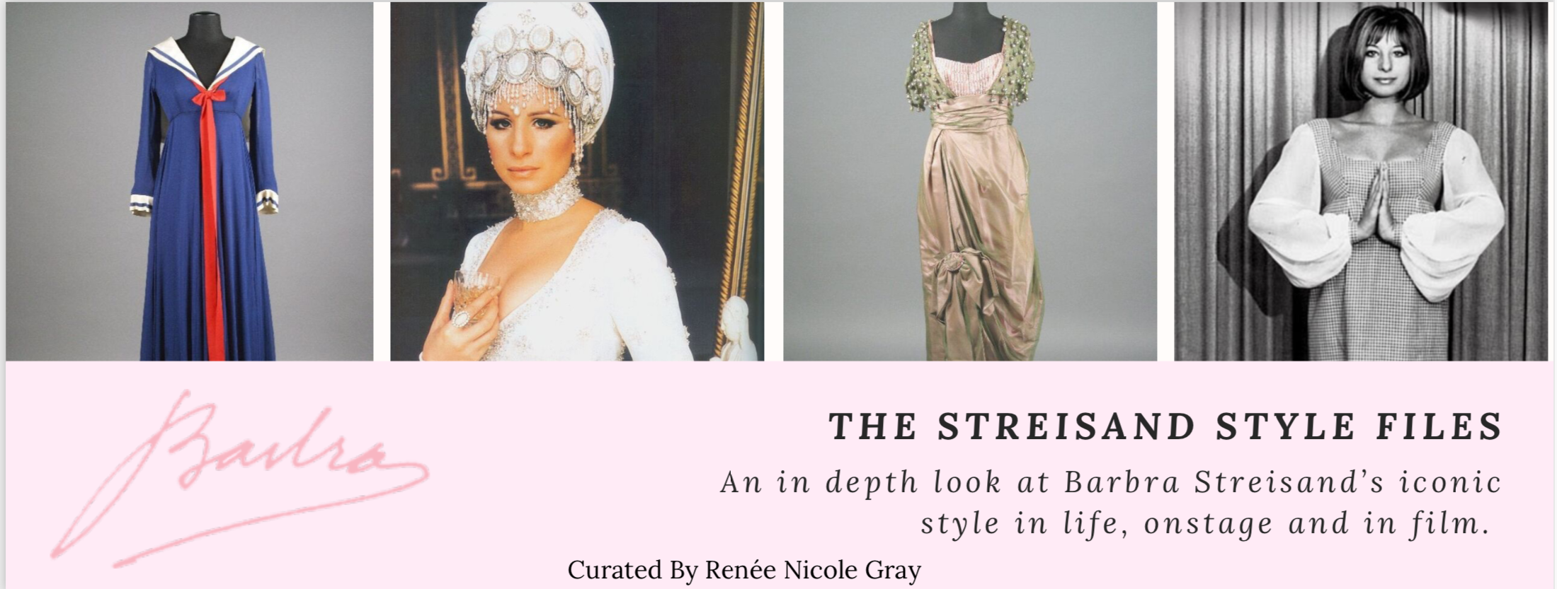 The Streisand Style Files