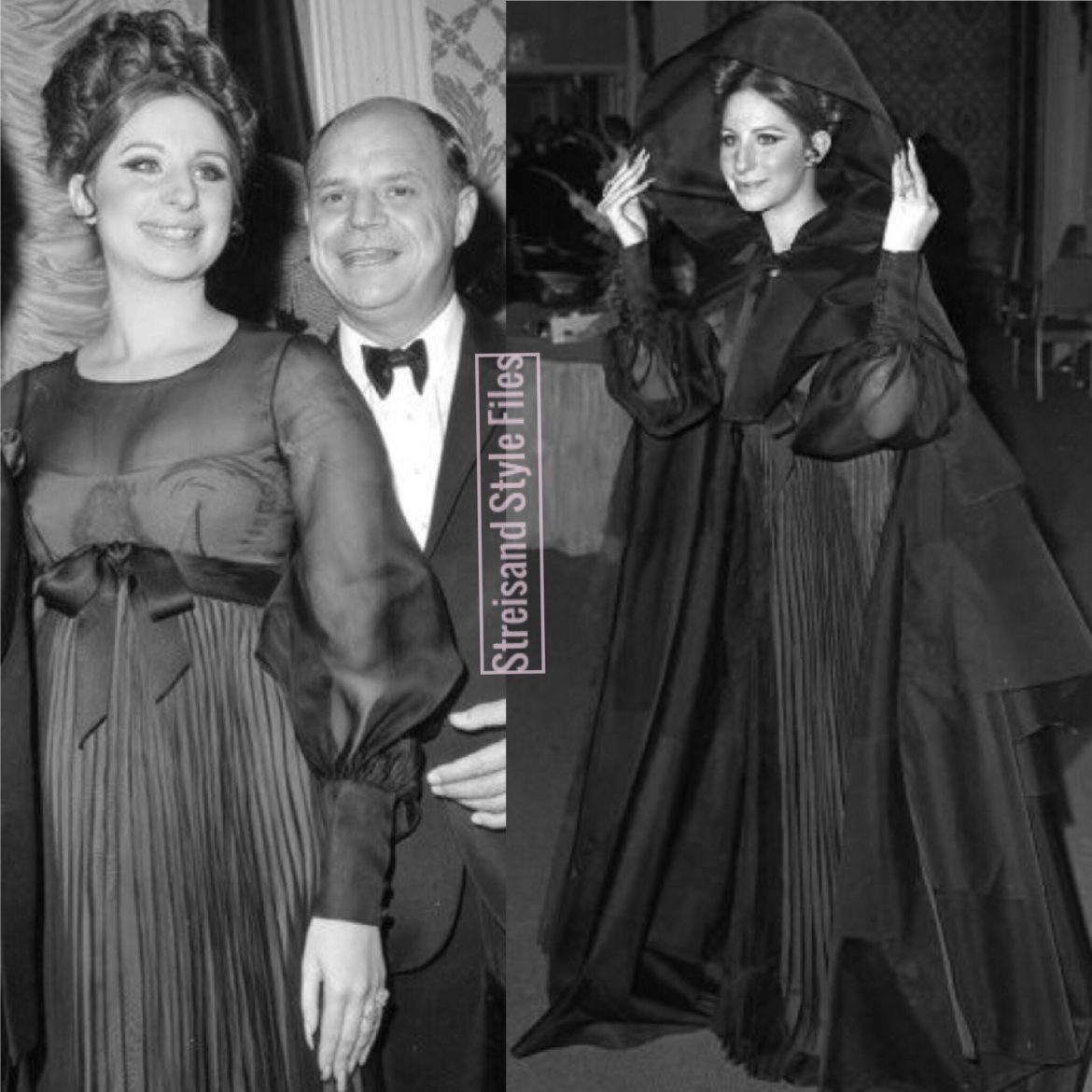 1969 Friars Club Entertainer Of The Year Award In Dior