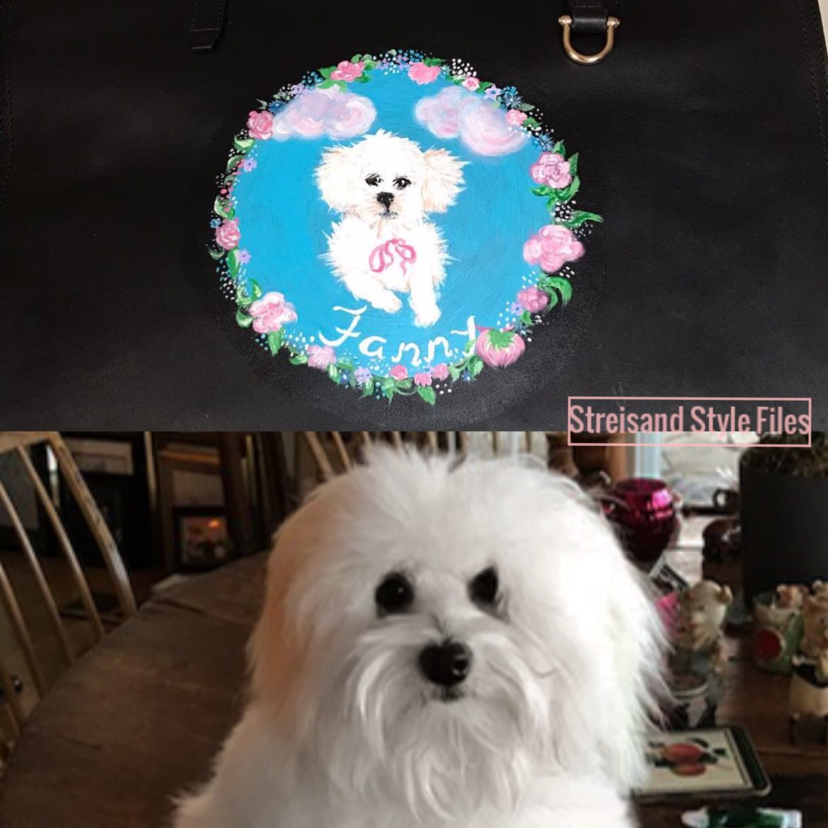 Custom Miss Fanny Bergen Bag