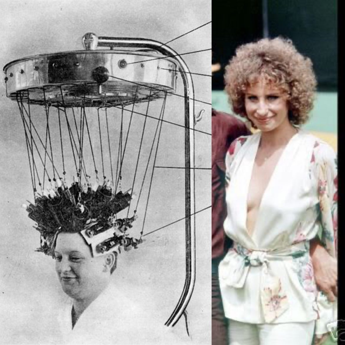 Barbra's Perm Evolution