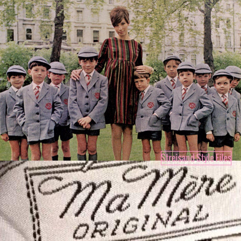 1966 Ladies Home Journal Shoot In Ma Mére by Albert Nipon