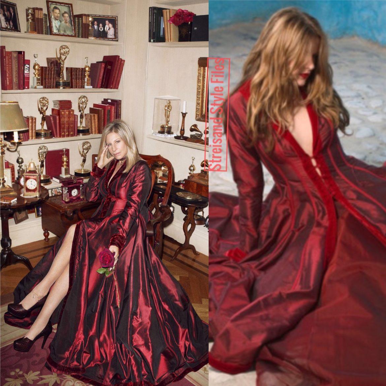 In Kaat Tilley for Harpers Bazaar 2010