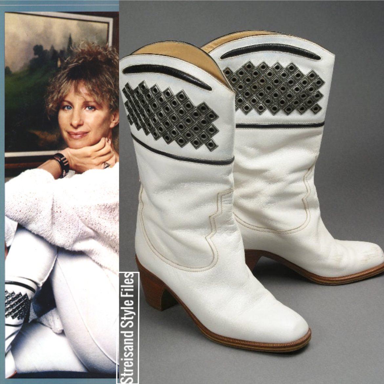 Françios Villon Emotion Album Cowboy Boots
