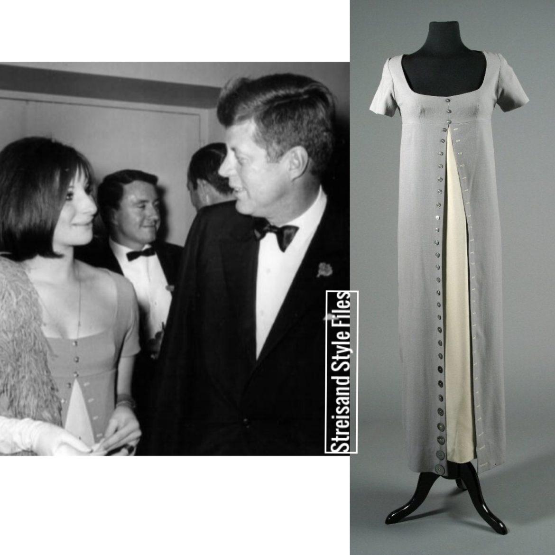 Meeting JFK In A Self Designed Regency Era Inspired Dress