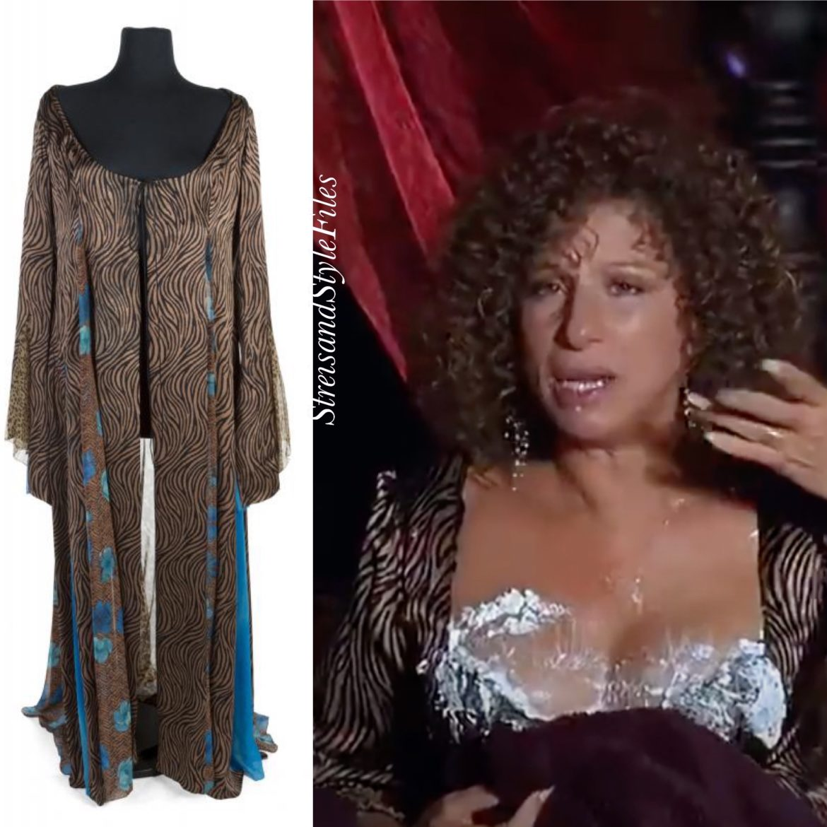 Meet The Fockers whipped cream scene caftan