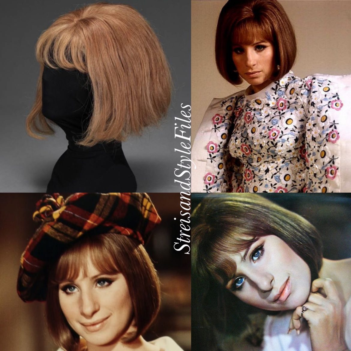 The Daisy Gamble wig from On a Clear Day You Can See Forever