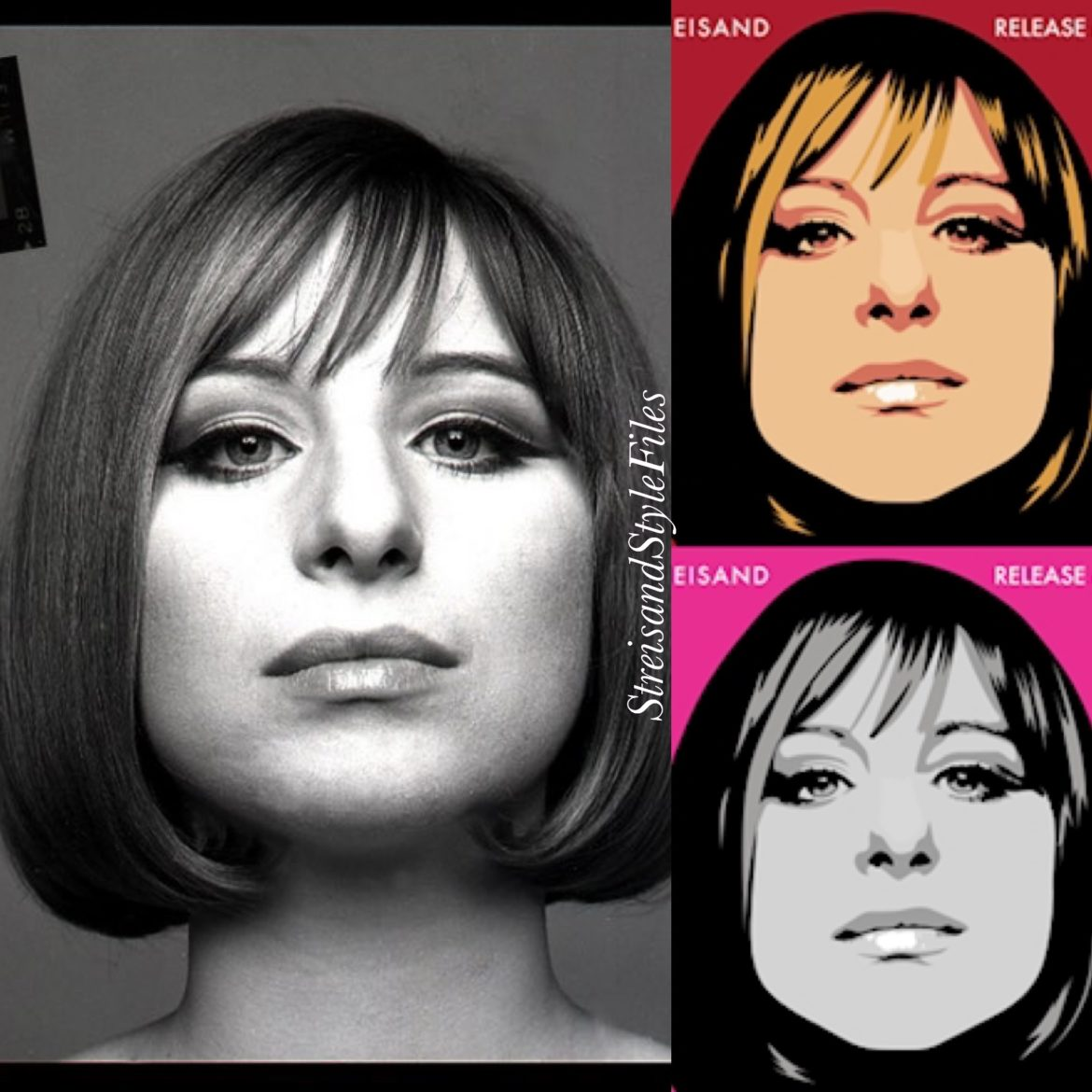 Release Me 2 album cover photo by Bert Stern
