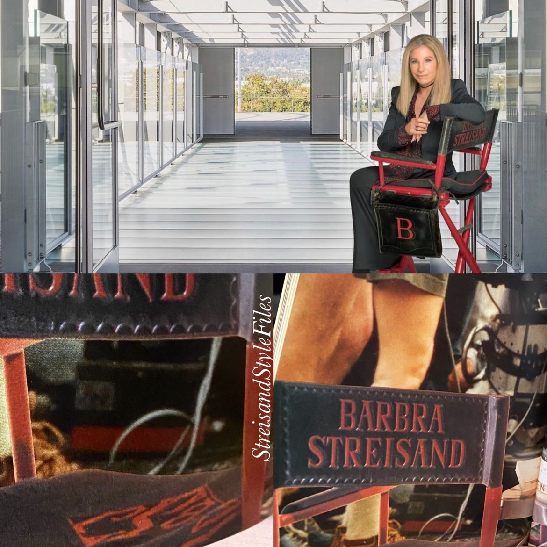 The Barbra Streisand Bridge at the Academy Museum